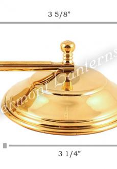 Wall Oil Lamp Smoke Bell - 230/98720
