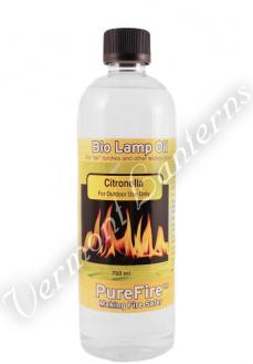 Pure Fire Citronella Bio Green Lamp Oil