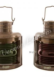 Lamp Chimney - Port & Starboard XL Glass - set of 2