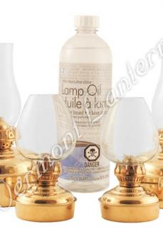 Oil Lanterns Gift Set - 6