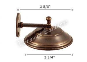 Wall Oil Lamp Smoke Bell - 230A/98720A