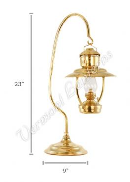 Nautical Trawler Table Lamp - 23""