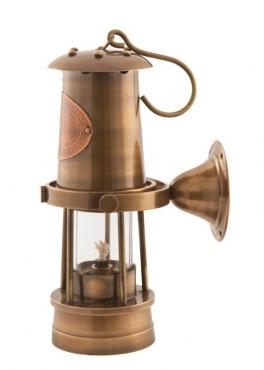 "Lamp Chimney -Yacht Lamp -8.5""w/gimbal"
