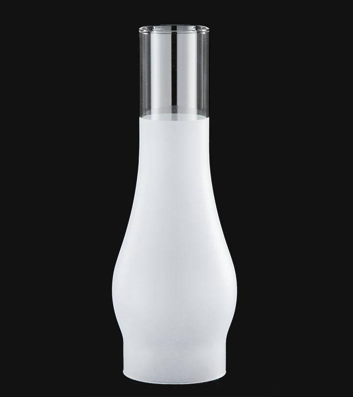 Oil Lamp Chimney 4 Frosted Glass 3 Quot X 10 Quot Vermont