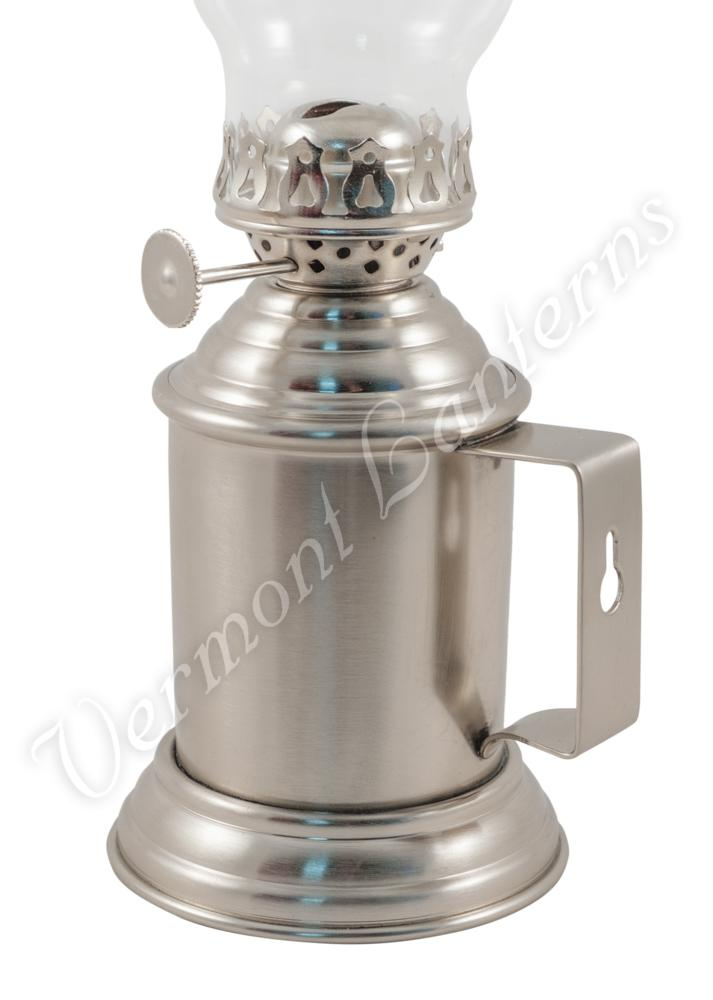 Oil Lanterns Pewter Tavern Mug Lamp 11 5 Quot Vermont