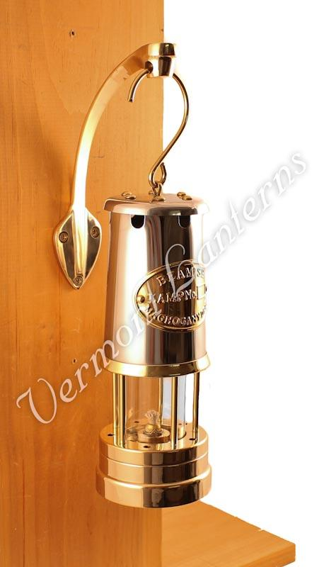 Miners Lamps Brass Amp Stainless Steel 9 Quot Vermont