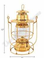 "Railroad Lanterns 12"" - Train Lamp"