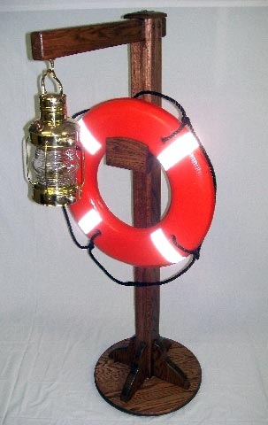 personalized life vest with lantern